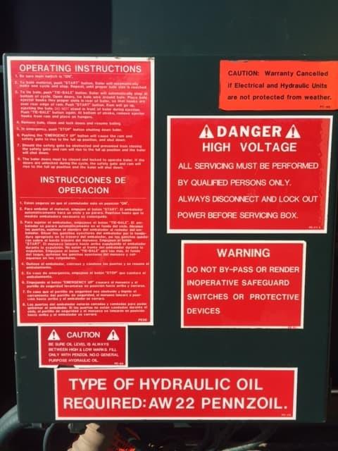 piqua warning labels