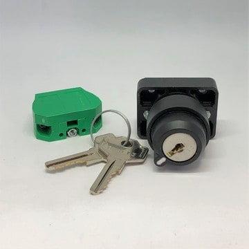 Key switch 22mm